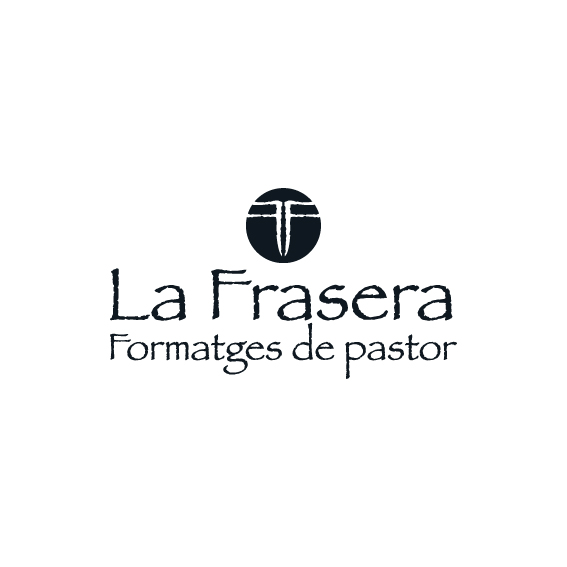 LOGOTIPO FORMATGERIA LA FRASERA