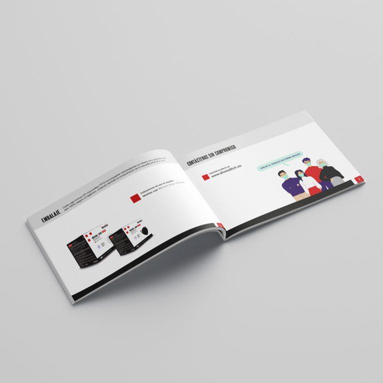 Contenido Catálogo Presentación Shoreditch