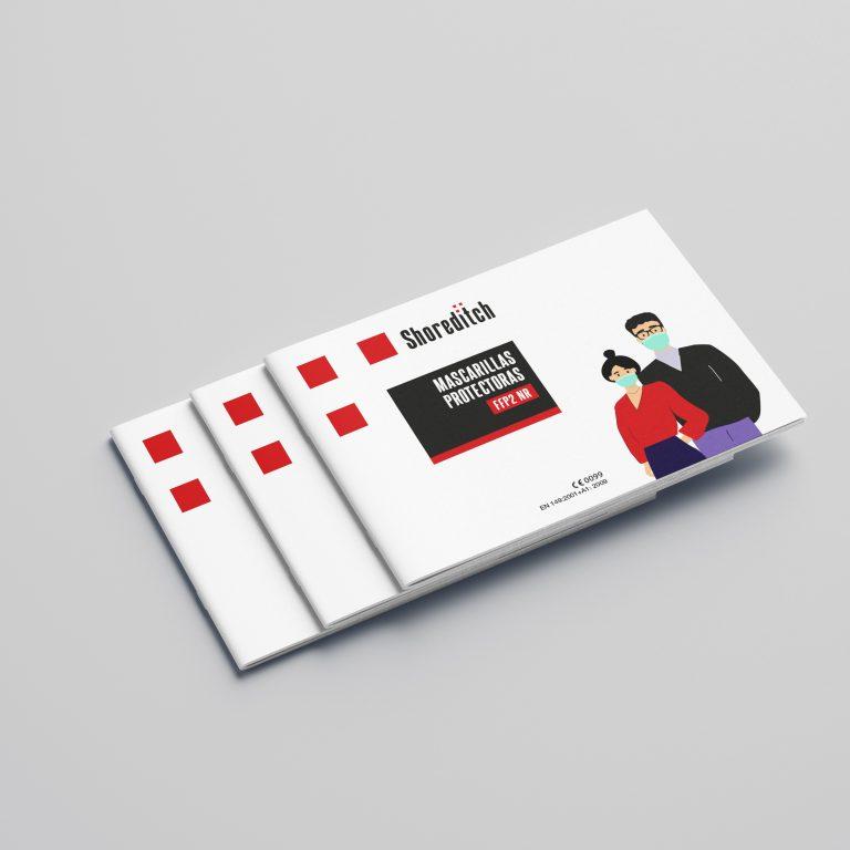 Portada Catálogo Presentación Shoreditch